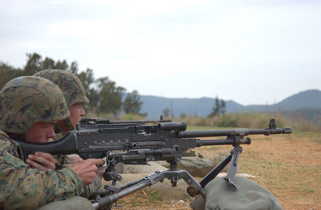 機関銃 出典:ウィキペディア