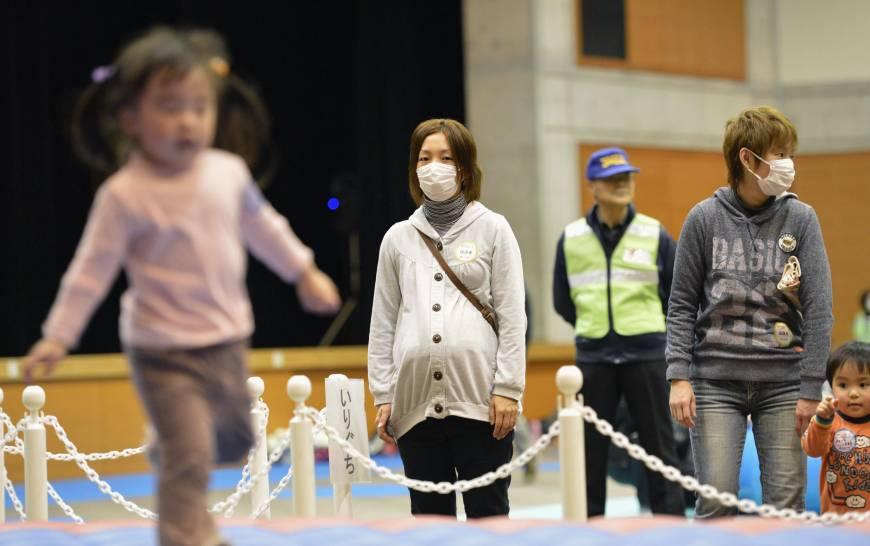 写真(2012年12月、福島県内にて) 出典:KYODO