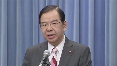 写真(日本共産党の志位委員長) 出典:TBS