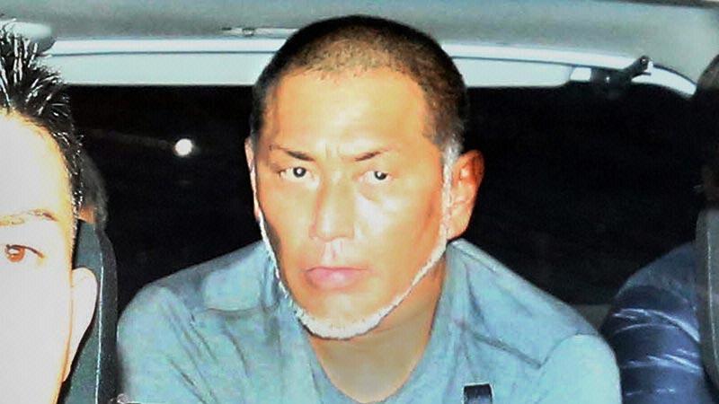 写真(覚せい剤取締法違反容疑で逮捕された清原和博容疑者)
