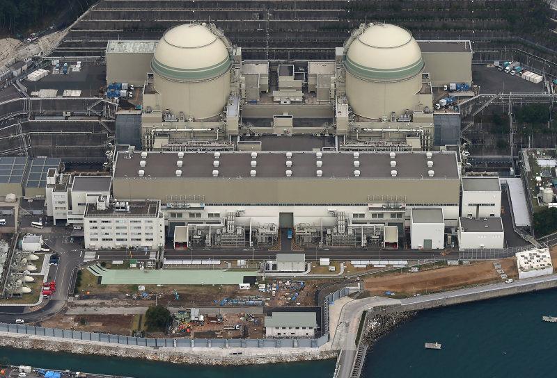 写真(関西電力の高浜原発) 出典:毎日新聞