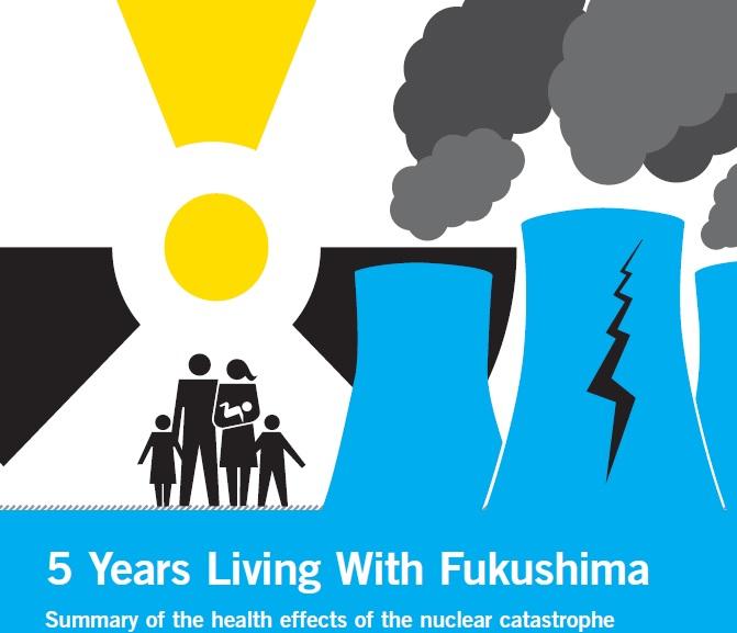 出典(IPPNW/PSR REPORT 5 years living with Fukushima)