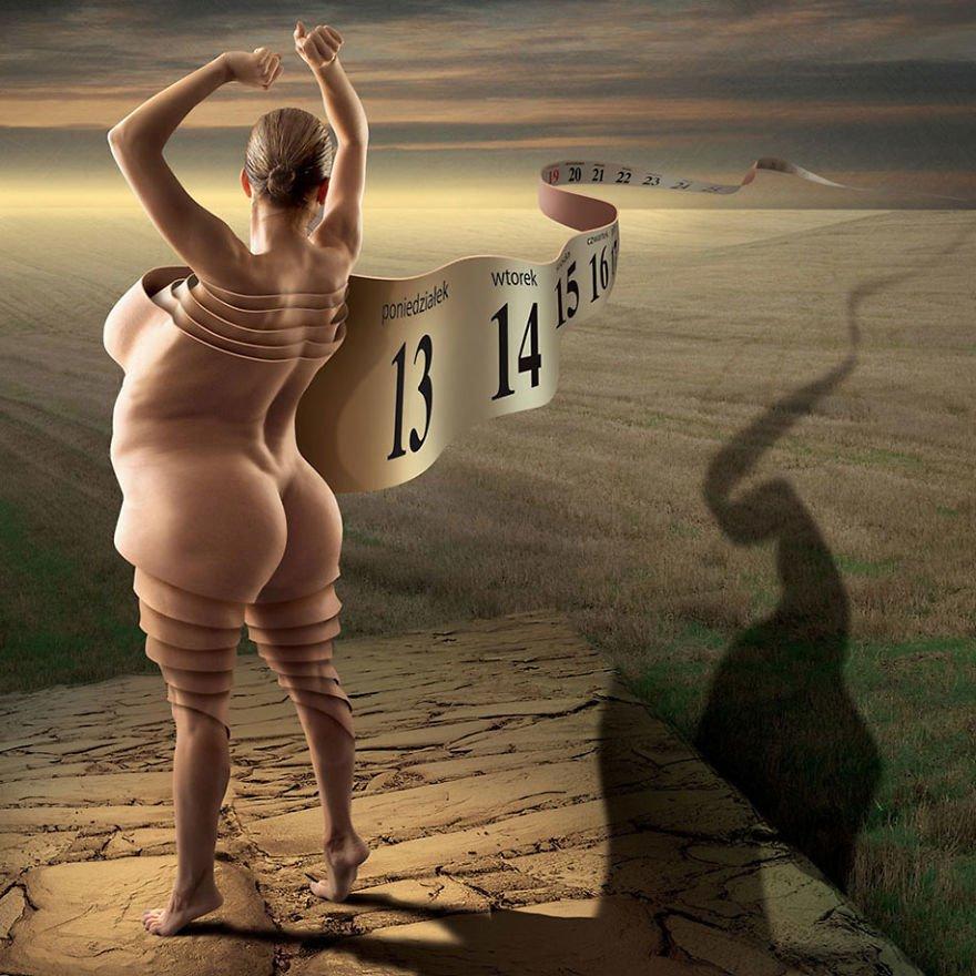 いつか痩せることを夢見て、毎日を無為に過ごす女性