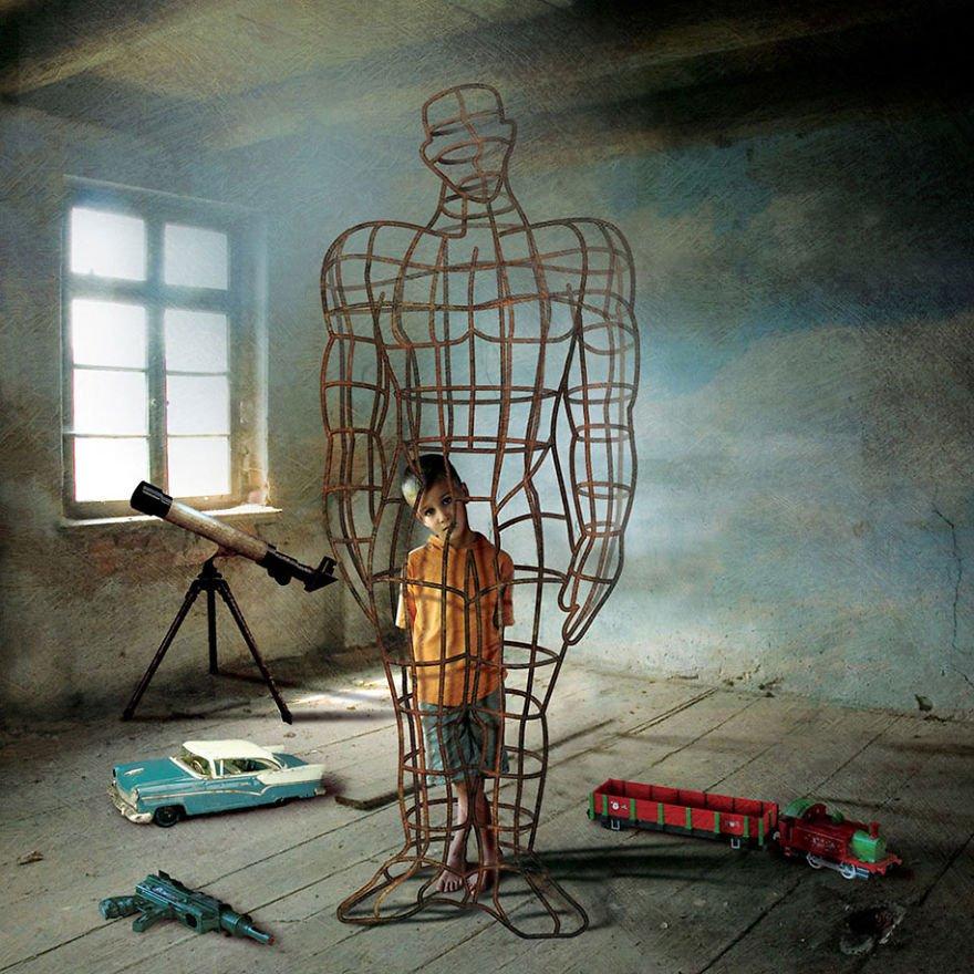 大きくなったら、身も心も管理社会に支配される