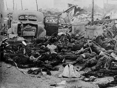 写真(広島原爆による被害者)