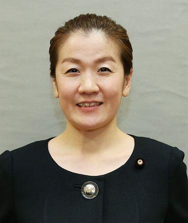 写真(谷亮子氏) 出典:jiji.com